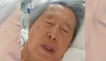 Pardon Fujimori: former President of Peru after the cancellation of his release