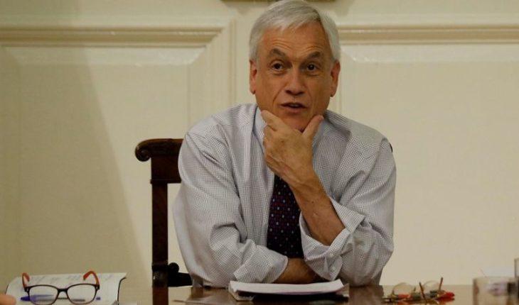 """Piñera a críticos de reforma a pensiones: """"Qué han hecho ustedes por ayudar a los adultos mayores"""""""