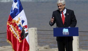 """Piñera dijo que están revisando con """"rigor y profundidad"""" los antecedentes de quienes conformarán el alto mando del Ejército"""