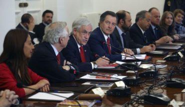 """Piñera encabezó un nuevo Consejo de Gabinete: """"Estamos avanzando en lo fundamental para nuestro país"""""""
