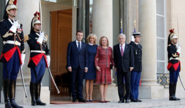 Pinera met with Macron and addressed the case of former front sentenced for murder of Jaime Guzmán
