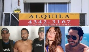 Points of law of rents, fell the most sought-after narco, Vicuna and Pampita special day and much more...