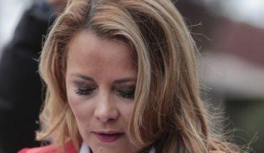 Polémica por incidentes de Cathy Barriga en La Moneda