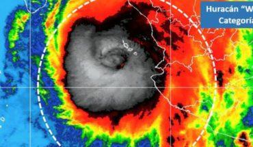 Potente huracán,tormenta tropical y frentes fríos ingresarán a México