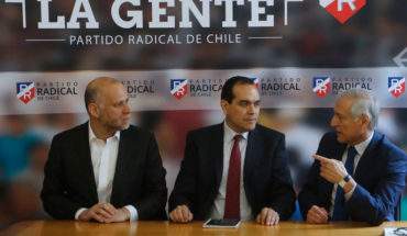 """President of the PR and """"Progressive convergence"""": """"we want to be a first step in the re-articulation of the center-left"""""""