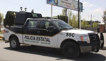 Presuntos delincuentes y policías se enfrentan en Texoco, hay 4 muertos