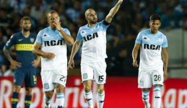 Racing de Diaz, Mena and Arias tied with mouth and kept the lead in the Argentina Superliga