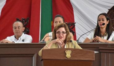 Requiere México un golpe de timón como lo fue la Constitución de Apatzingán: Sandra Luz Valencia