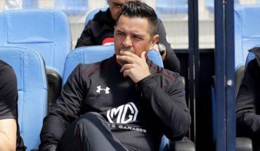 Revelan eventual distanciamiento entre Héctor Tapia y el plantel de Colo Colo