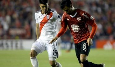 River and Independiente are looking for the semifinal and Gigliotti goes by his double revenge