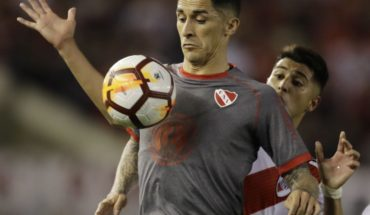 River eliminated Independiente of Hernandez and Silva of Copa Libertadores