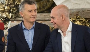 """Rodriguez Larreta: """"El candidato de Cambiemos va a ser Mauricio Macri"""""""