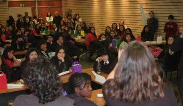 Scientific astronomy inclusive gender inspires Chilean girls
