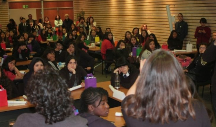 Scientific astronomy inclusive gender inspires Chilean girls