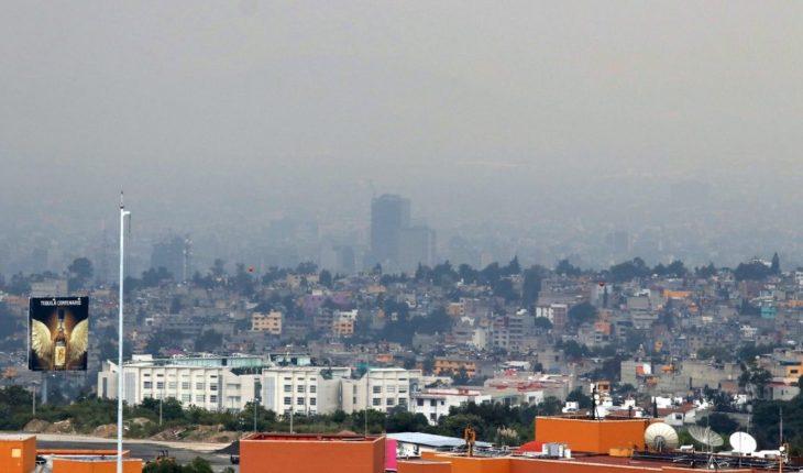 Se registran 349 horas de contaminación en Ciudad de México