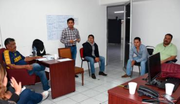 Secretary of Social bonding of the PRI to the workshops of new masculinity invites