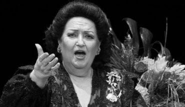 Spain: death of soprano Montserrat Caballé