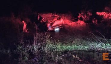 Teen Dies in rollover truck on Highway Morelia-Teremendo of the Kings