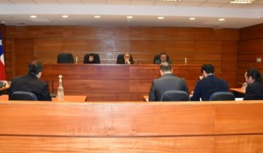 Temuco Court rejected appeal and keeps custody carabiner (r) accused as the perpetrator of the murder of Álex Lemún