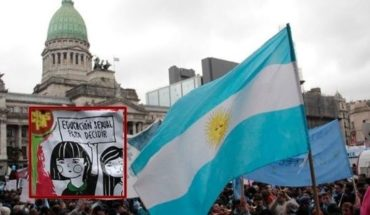 "The Argentine Church said ""Yes to sex education"" but put its limits"