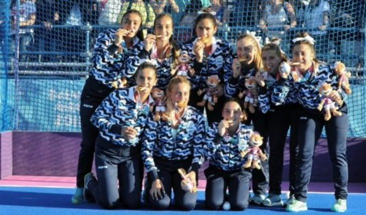 The Leoncitas are Olympic champions and took the medal that most wanted