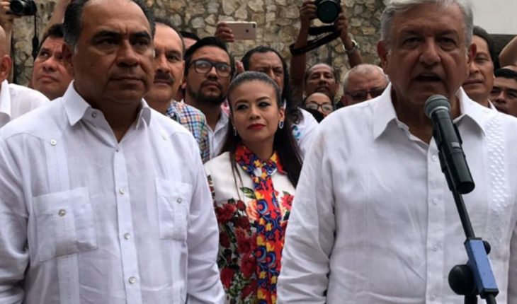 The scandal to proven AMLO