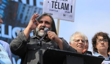 The serious complaint of Roberto Baradel which prompted a new teacher strike