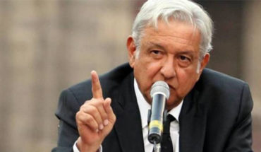 """This is the logo of """"The fourth transformation"""" of AMLO"""
