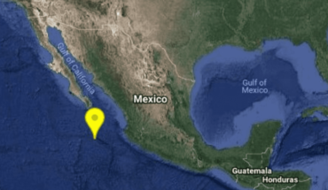 Trembles in Cabo San Lucas and Puerto Vallarta
