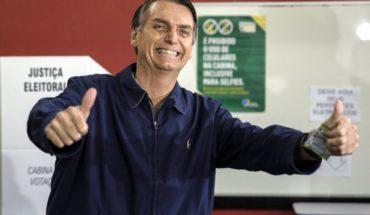 """Tres integrantes de Chile Vamos firmaron carta por posible triunfo de Bolsonaro: """"Debe alarmarnos"""""""
