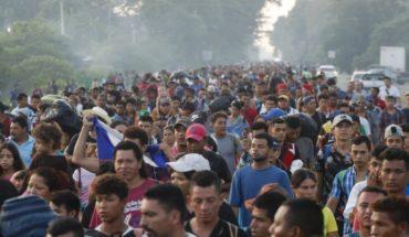 Trump advierte que no aceptará a caravana de inmigrantes