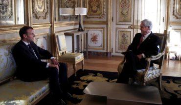 "UDI assessed that Pinera spoke with Macron on Palma Salamanca: ""We are hopeful"" the UDI"