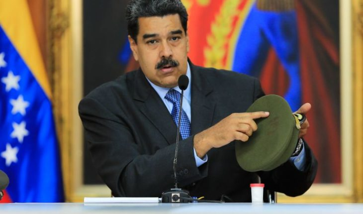 """Venezuela said that Chile was summoned to meeting with United States to """"increase diplomatic aggression"""""""