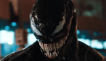 Venom sigue arrasando con las taquillas de Estados Unidos