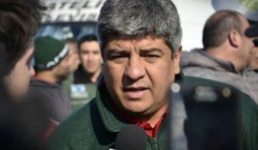 Vuelven a pedir la detención de Pablo Moyano