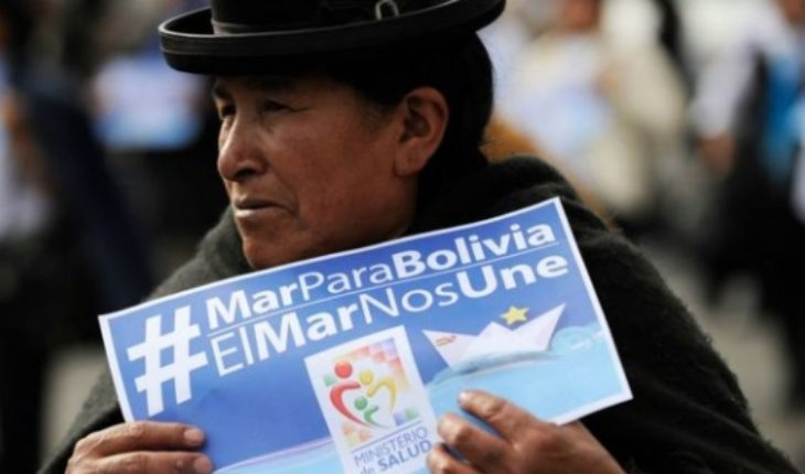 What economic effects would have for Bolivia and Chile the outlet to the sea with sovereignty that demands La Paz Bolivia