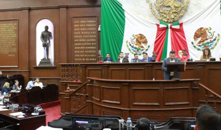 With poor requirements, Congress approves call for Attorney General of Justice of Michoacán