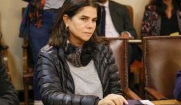 """Ximena Ossandón por entregar a su hijo a Carabineros: """"Las decisiones que cuestan son las que tienen mejores resultados"""""""