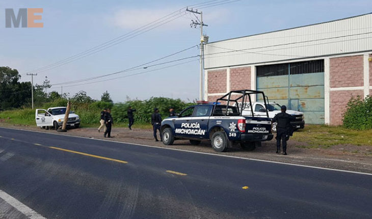 Zamora, Michoacan, man is killed from a bullet in the head