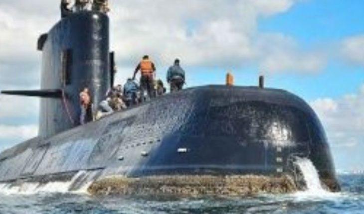 ¡Misión cumplida! Barco usado en búsqueda de submarino de regreso a Sudáfrica