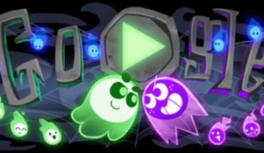 ¿Ya descubriste el divertido juego de Google por el día de Halloween?