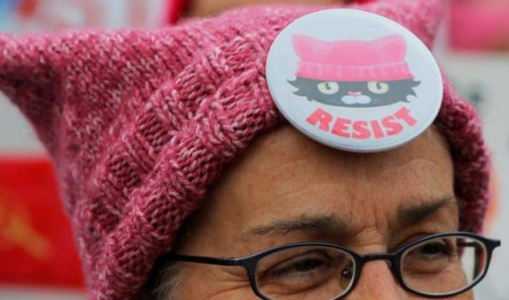 """""""Ola rosa"""" anti-Trump toma las elecciones legislativas de Estados Unidos"""