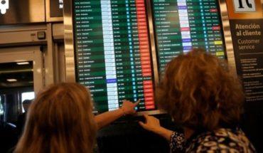 15.000 pasajeros siguen varados en todo el país por las asambleas de aeronavegantes