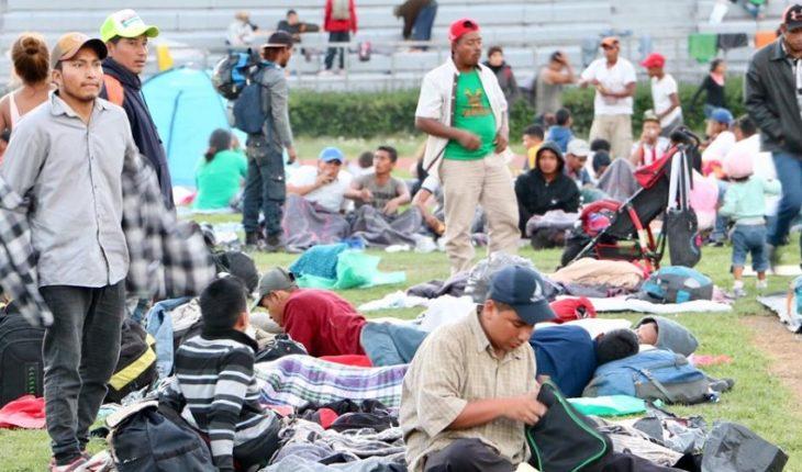 2,600 migrantes ya tienen permiso provisional de trabajo en México
