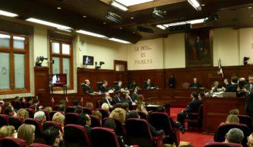 6 ministros de la Corte van contra la Ley de Seguridad interior