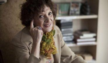 A los 78 años falleció la locutora Betty Elizalde