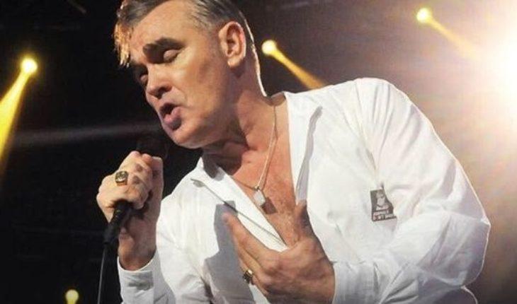A un mes de su llegada a Argentina, Morrissey presentó nuevo video