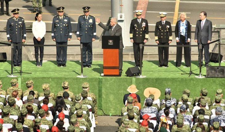 AMLO pide al Ejército apoyo para la Guardia Nacional