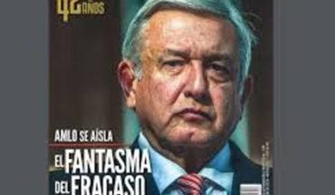 """AMLO tacha portada de Proceso como """"sensacionalista y amarillista"""" (Video)"""