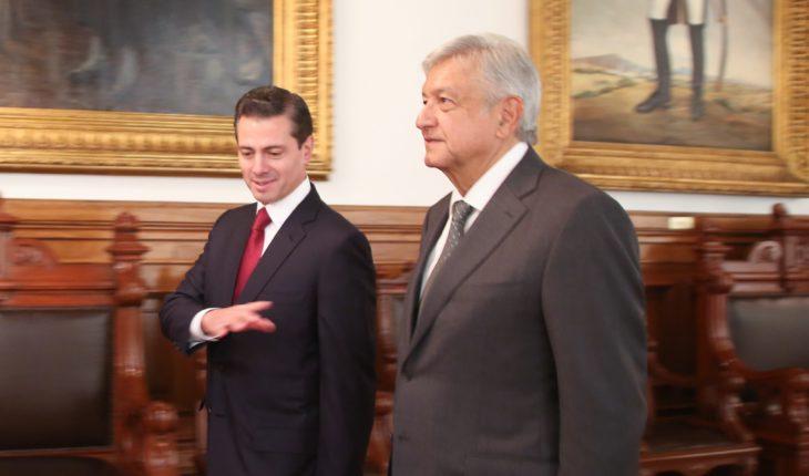 AMLO tiene más del 60% de aprobación; Peña se va con 24%